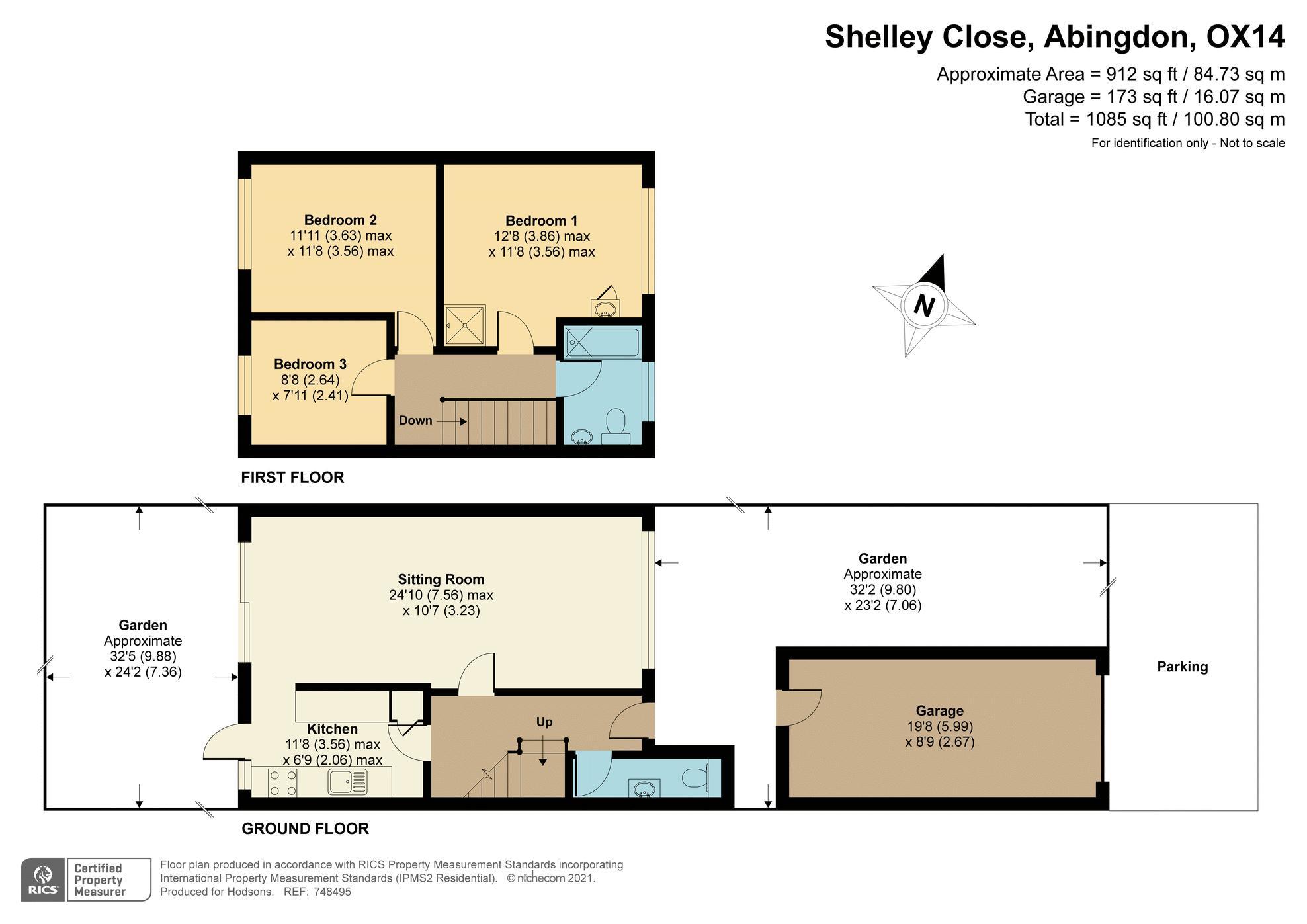 Shelley Close