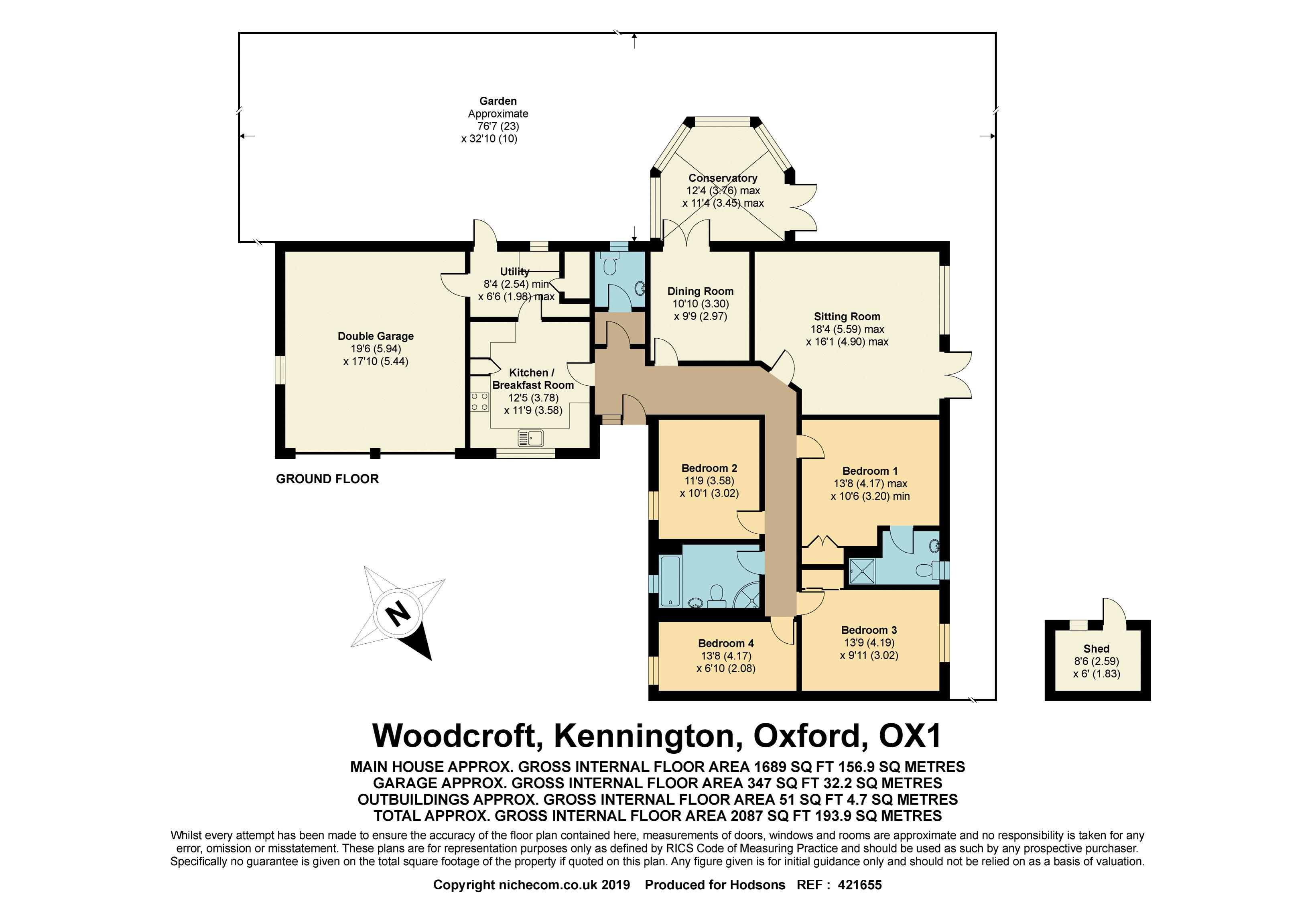 Woodcroft Kennington