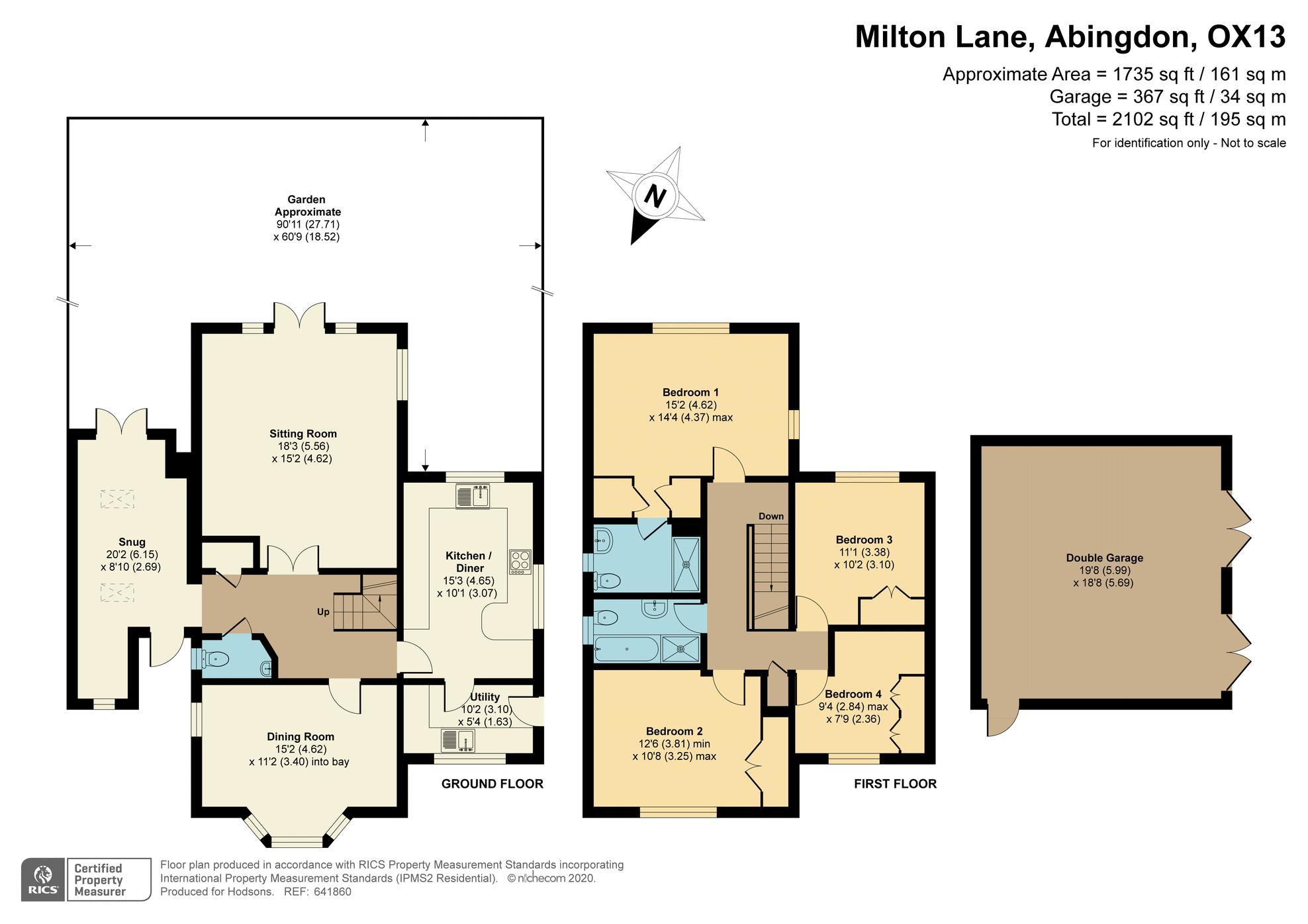 Milton Lane Steventon