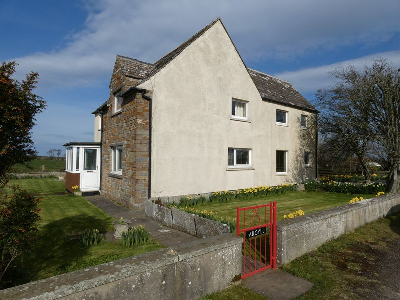 Argyll House, Larel
