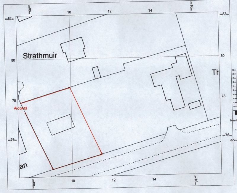 Plot at Harbour Road