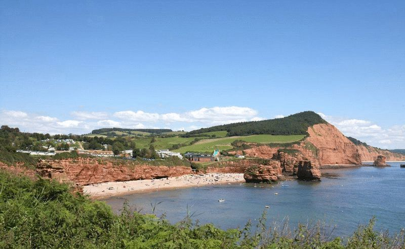 Ladram Bay Otterton
