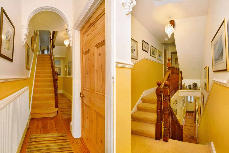 Hall, Stairs & Landing