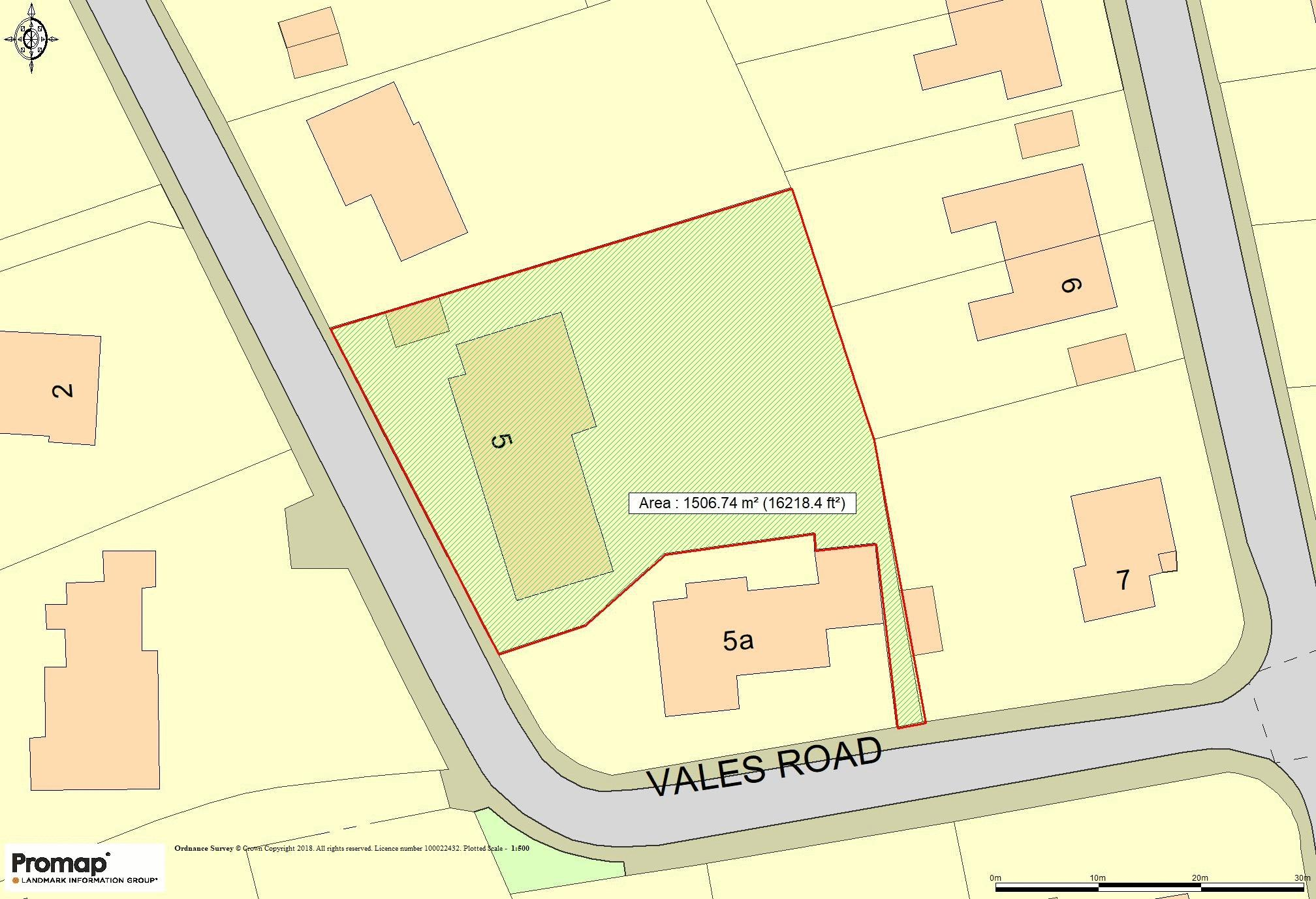 Approximate Site Plan