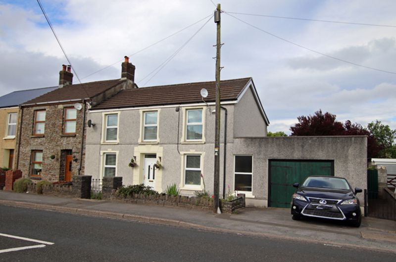 Crosslane Cottage Pembrey