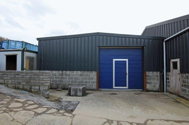 Cillefwr Industrial Estate, Johnstown,