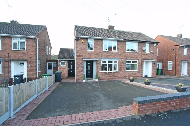 Whitethorn Road Wordsley