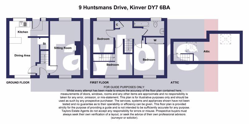 Huntsmans Drive Kinver