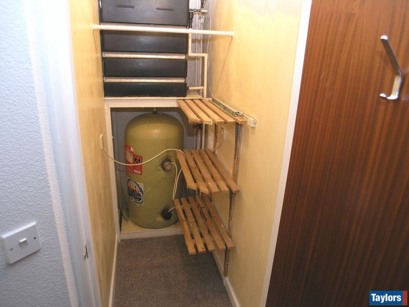 Large Airing / Storage Cupboard