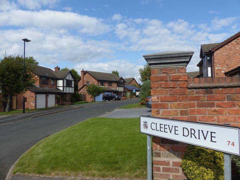 Cleeve Drive Four Oaks