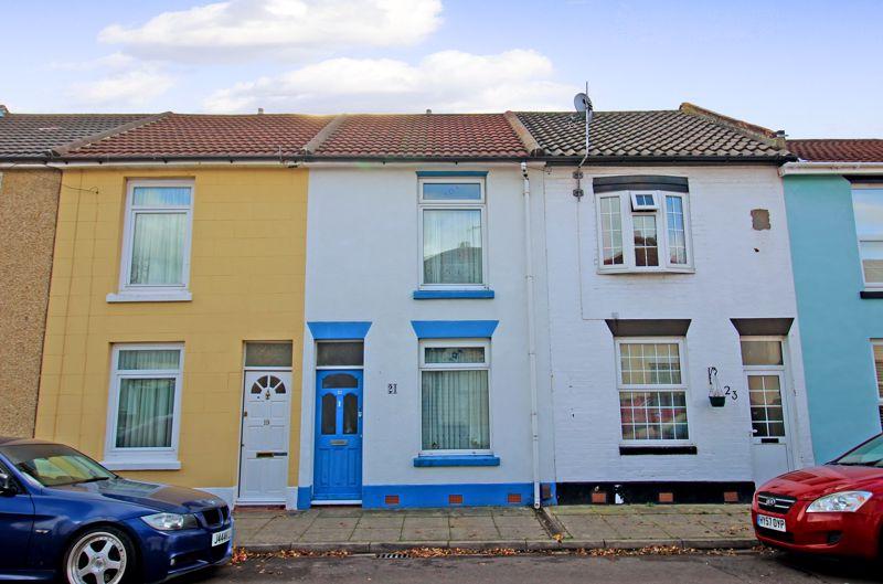 Worsley Street Eastney