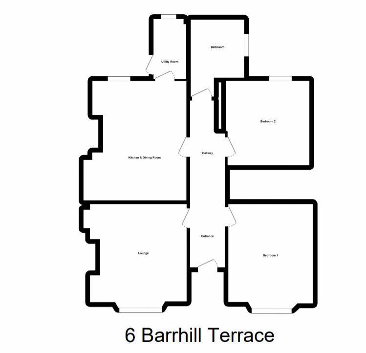 Barrhill Terrace