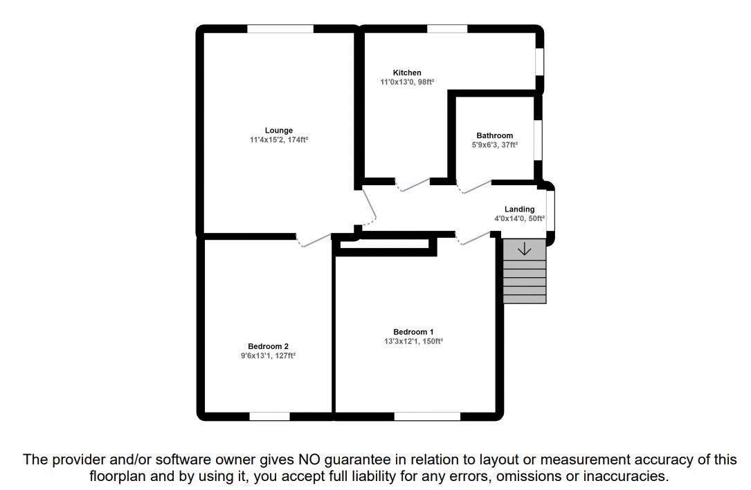 6 Courthill Floorplan