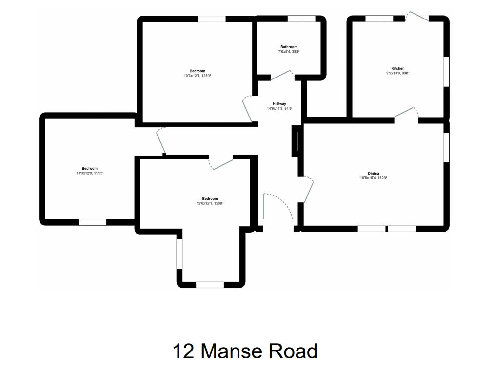 Manse Road