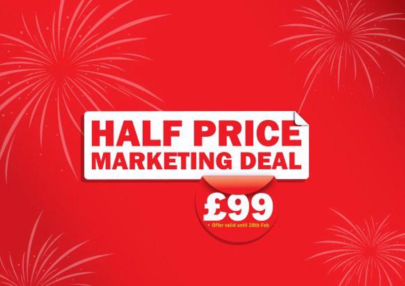 Half Price Deal