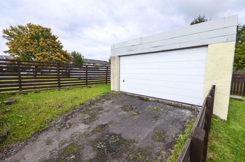 Driveway & Garage to Rear