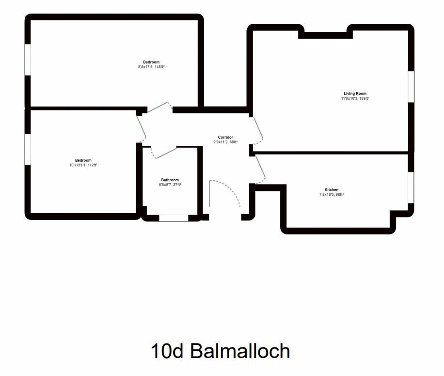 Balmalloch Road