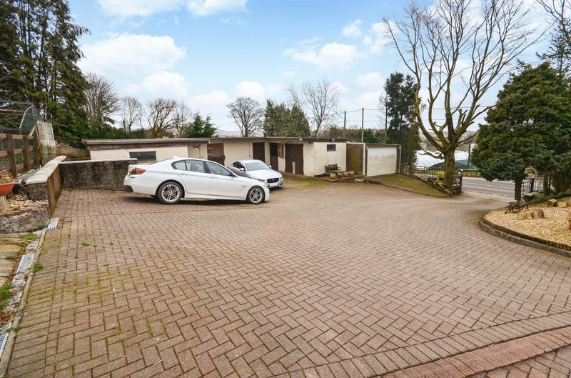 Driveway & Stables