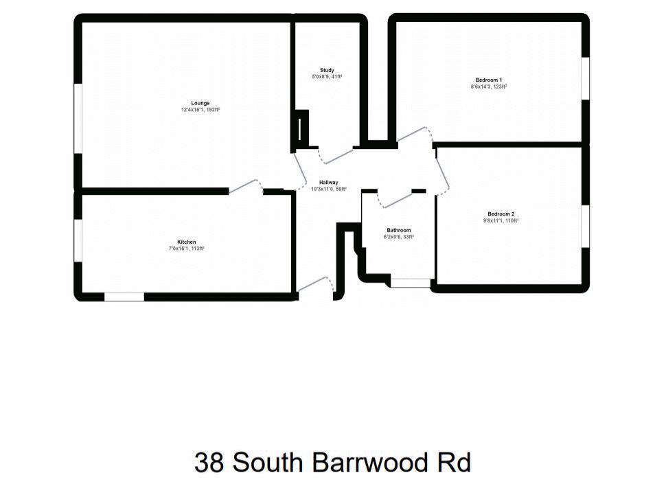 South Barrwood Road