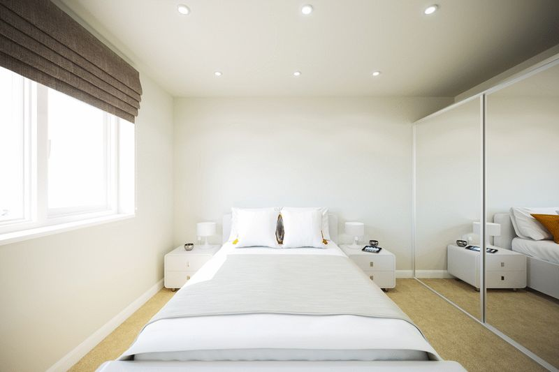 CGI Bedroom - Berkley Close