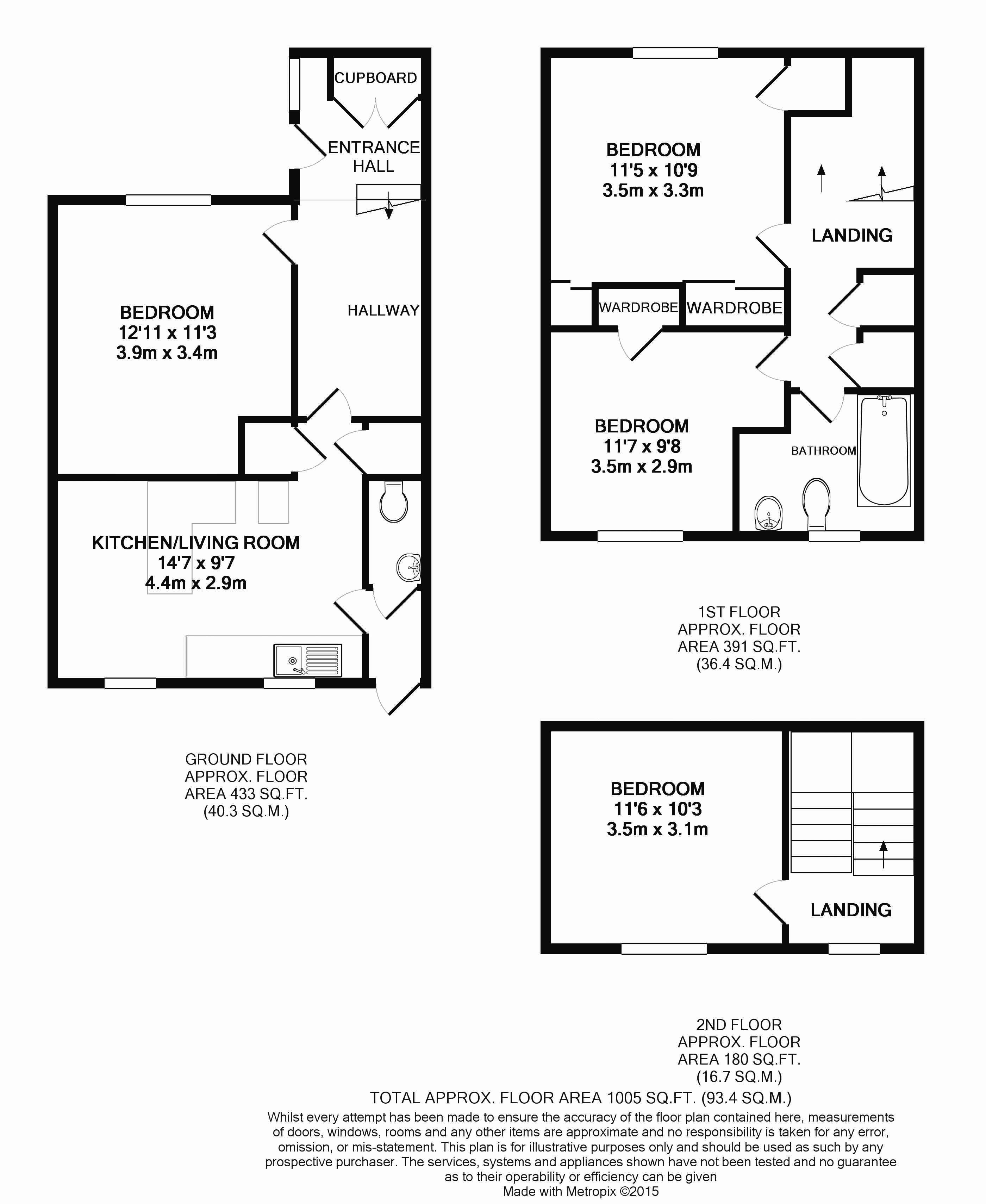 73 Croft Floorplan