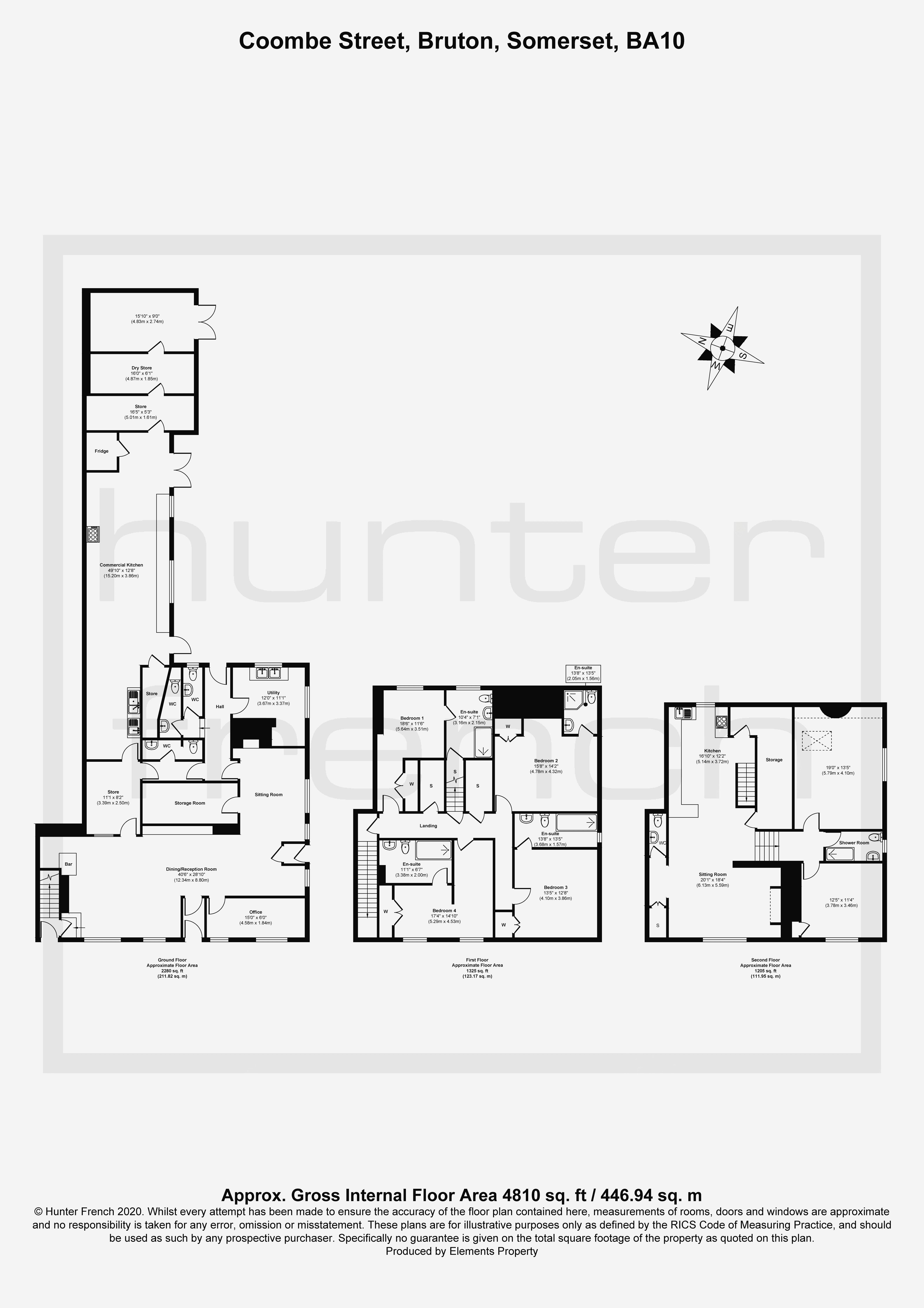 Oak House Floorplan