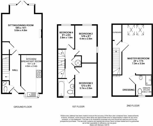 5 Woodpecker Crescent Floorplan