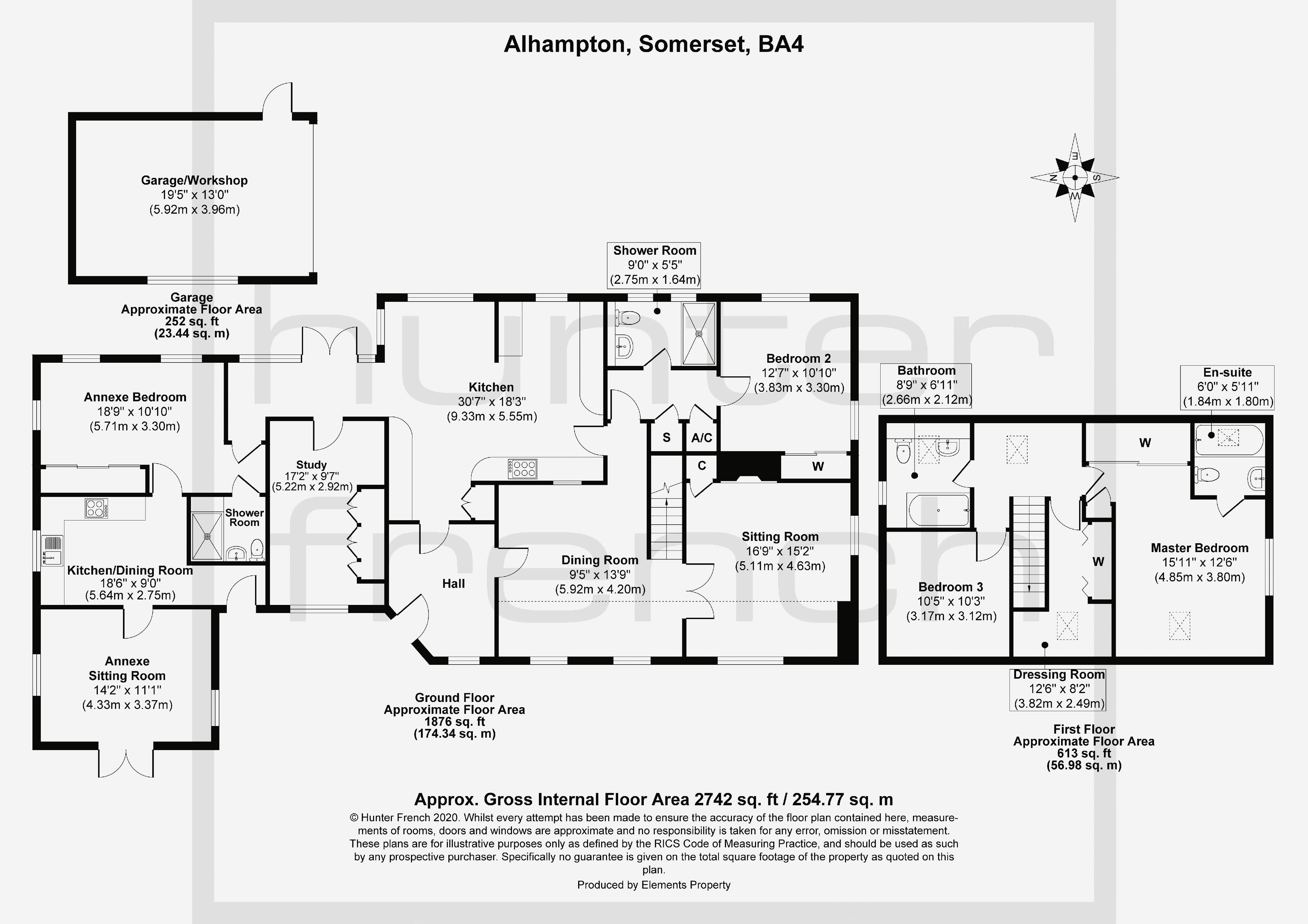 Millstones, Alhampton Floorplan (L)