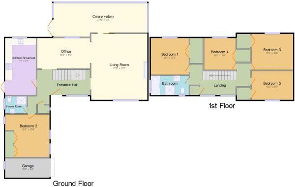 1 Wellesley Green Floorplan