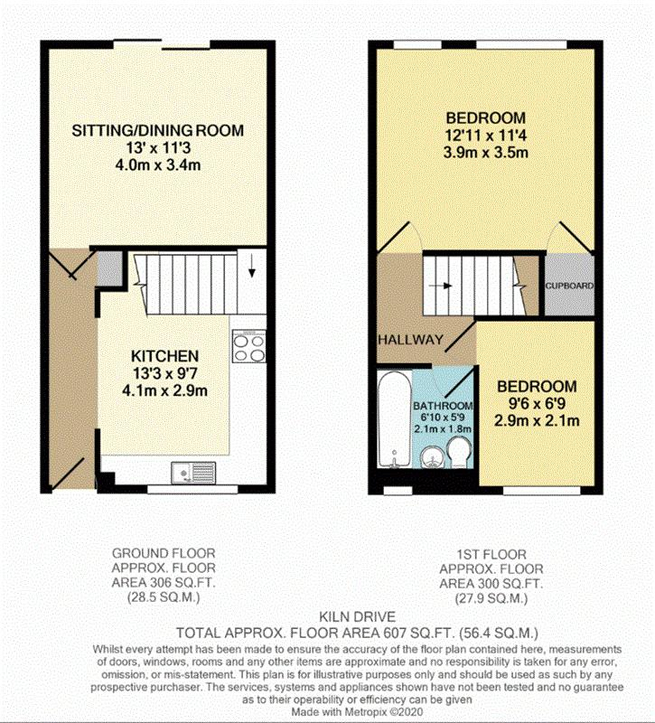 26 Kiln Drive Floorplan
