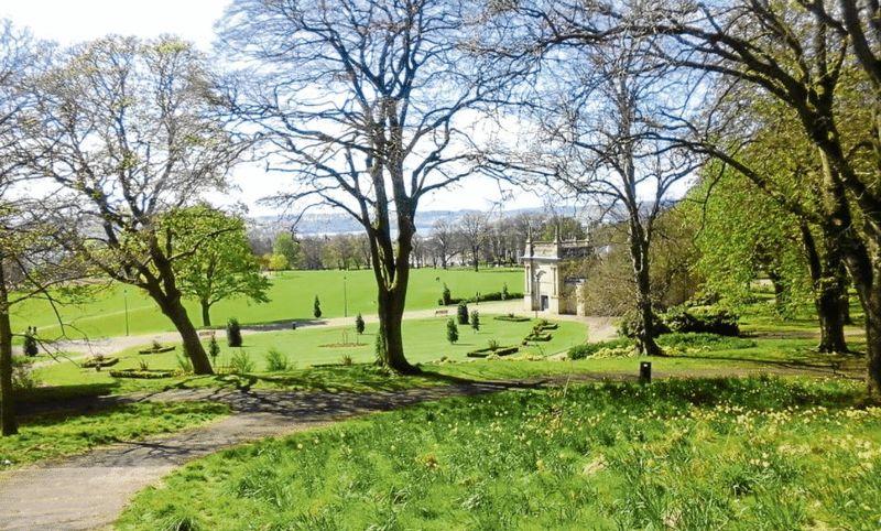 Baxter Park Terrace