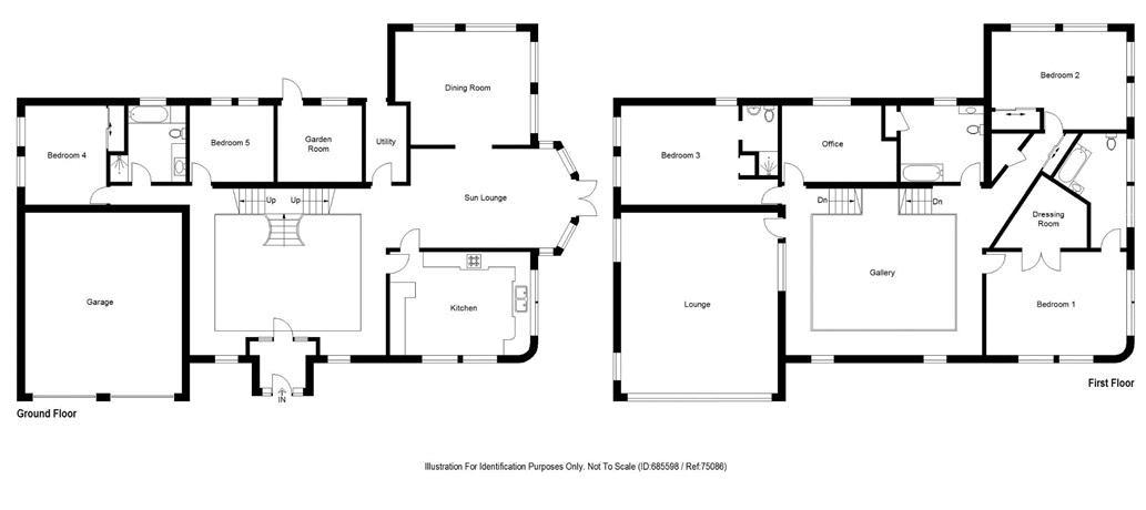 Complete Floorplan