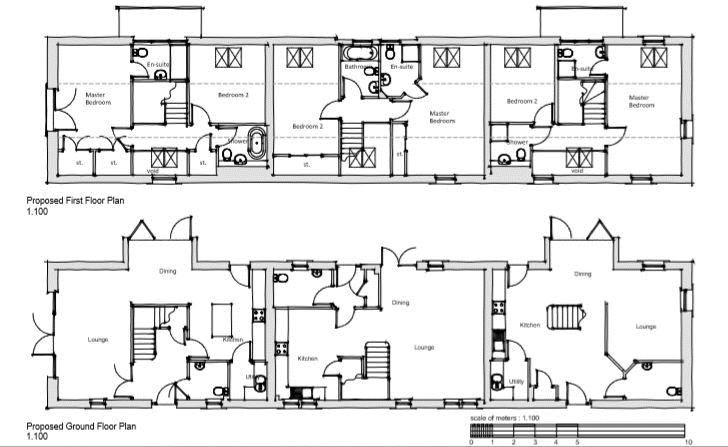 Steading Floorplan