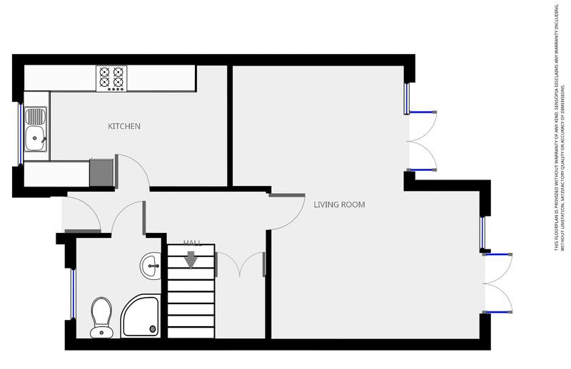 Groundfloor Floorplan