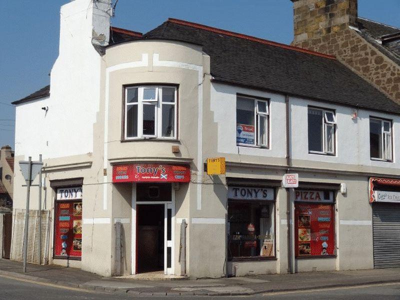 High Street Leslie