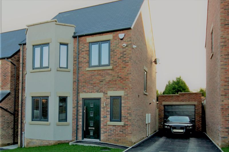 Plot 13, Petersfield, Elvin Way New Tupton