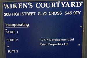 20B High Street Clay Cross