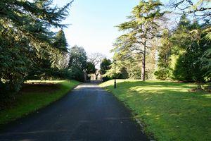 Abberley Hall, Chelford Road