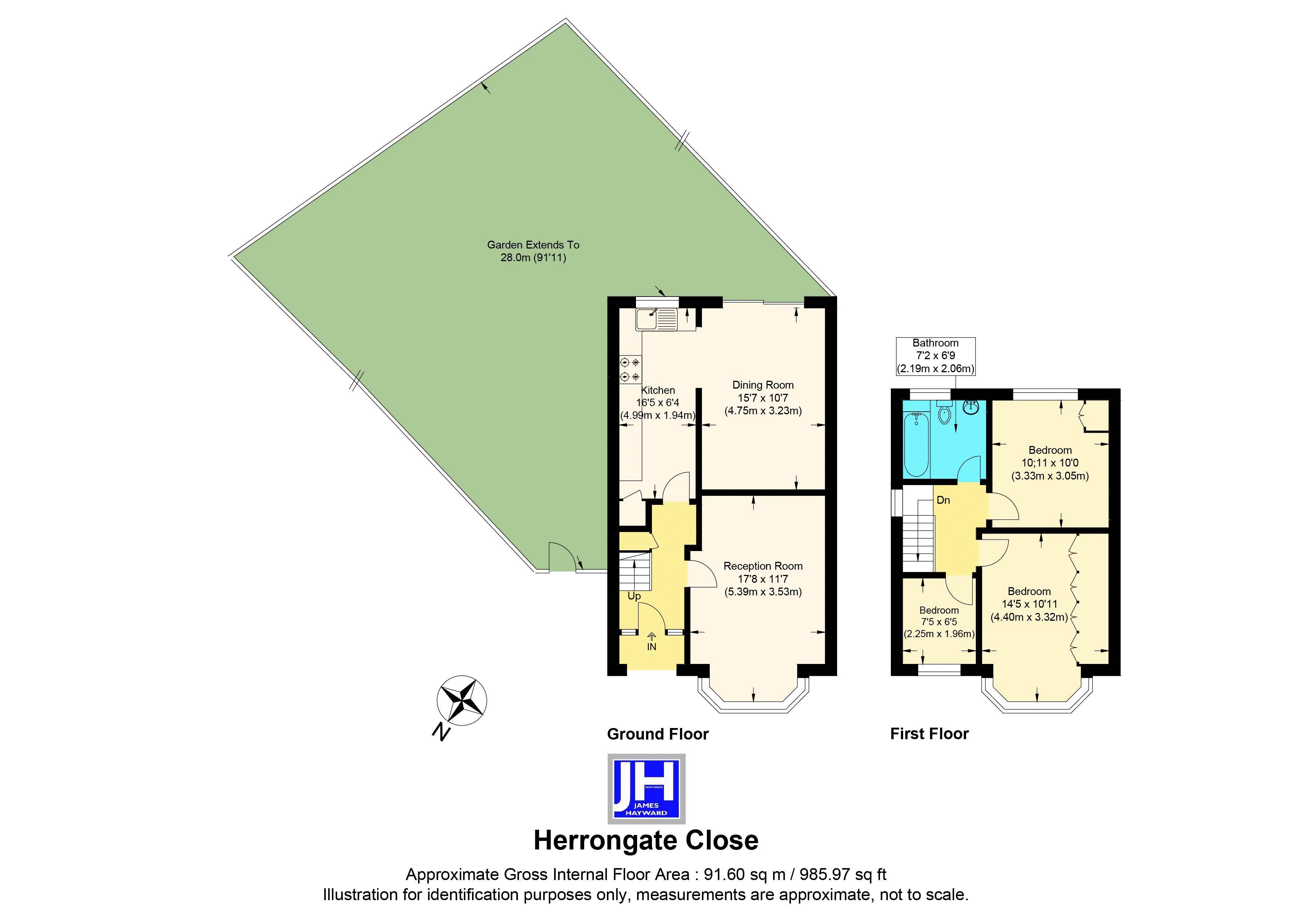 Herrongate Close