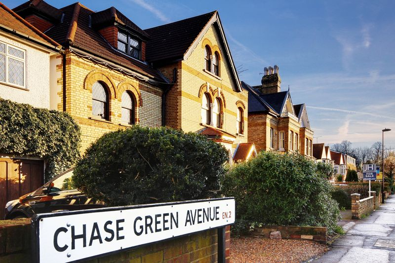 Chase Green Avenue