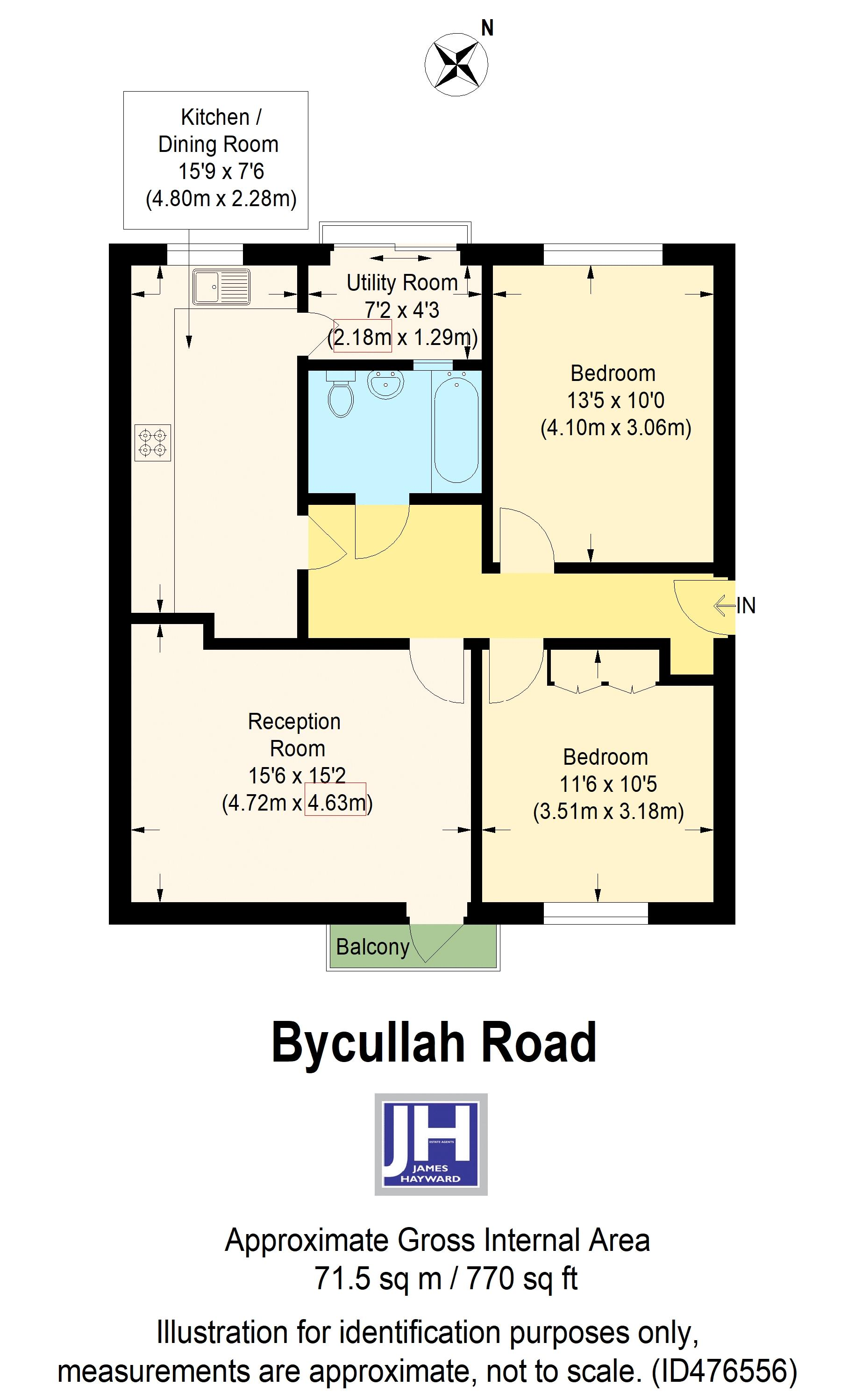 Bycullah Road