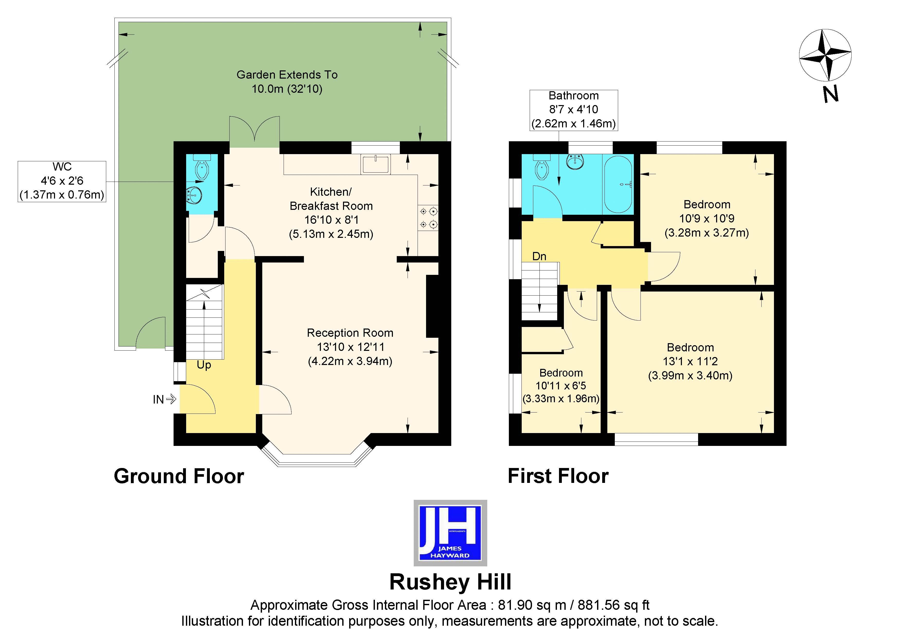 Rushey Hill
