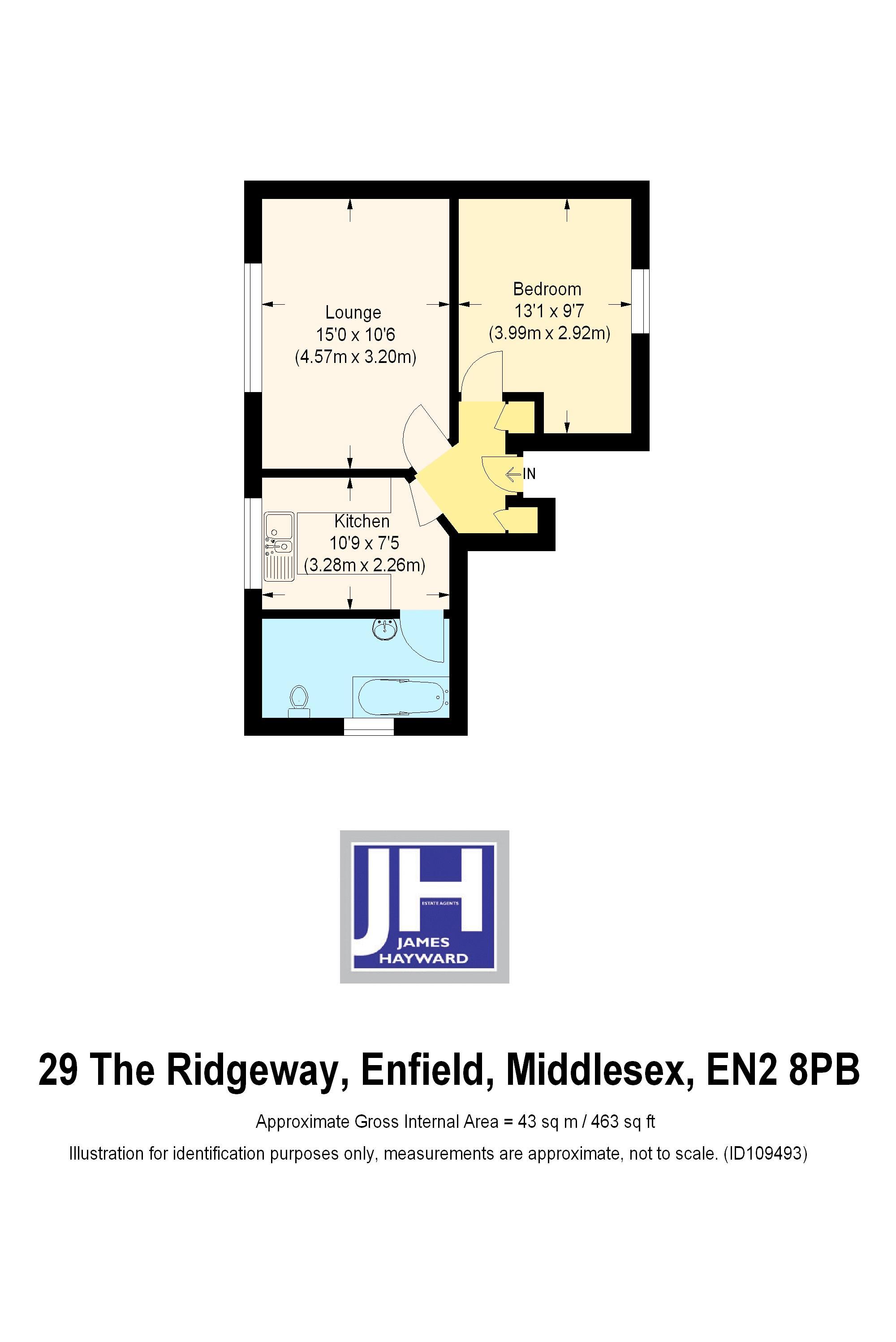 29, The Ridgeway