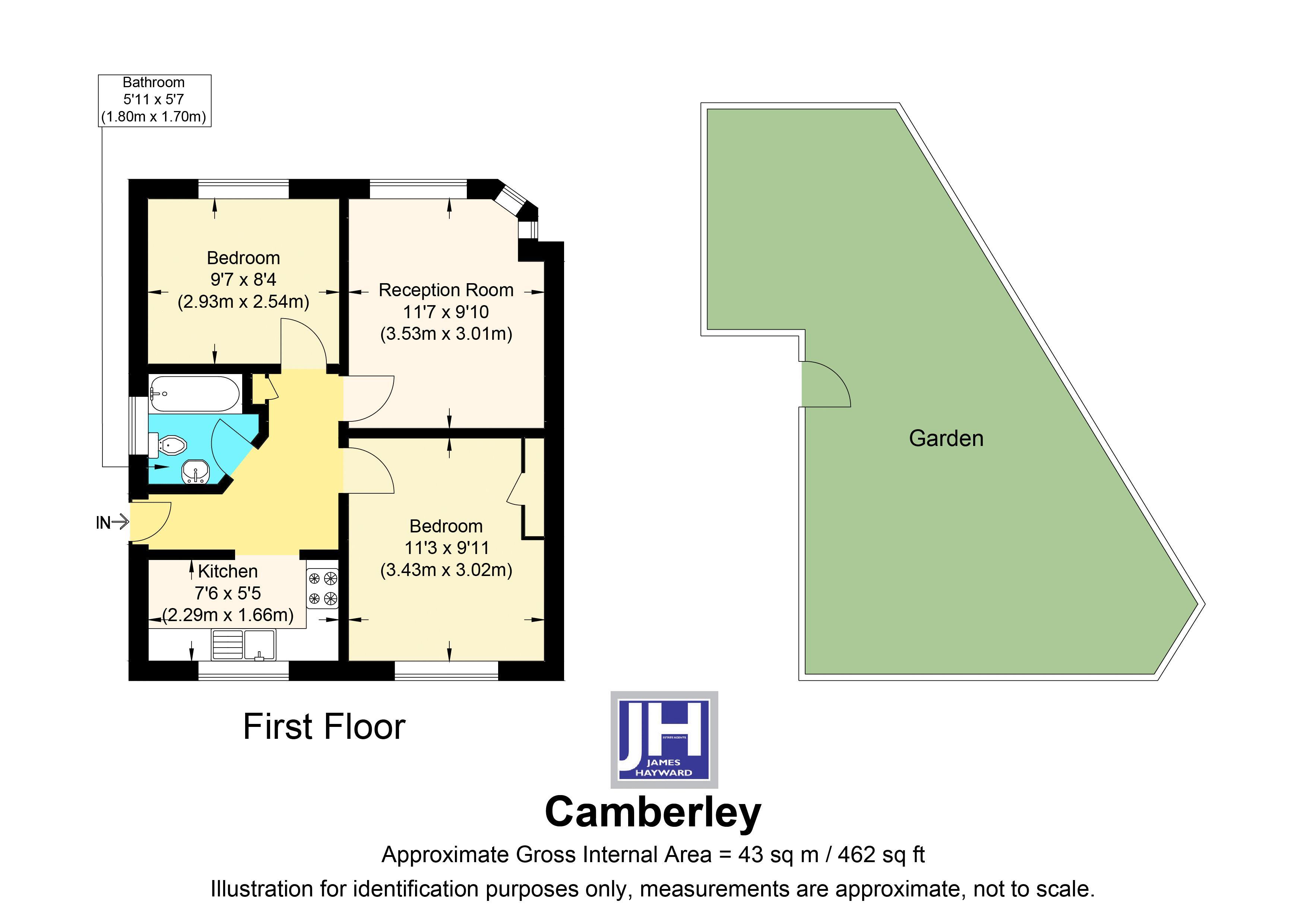 Camberley Avenue