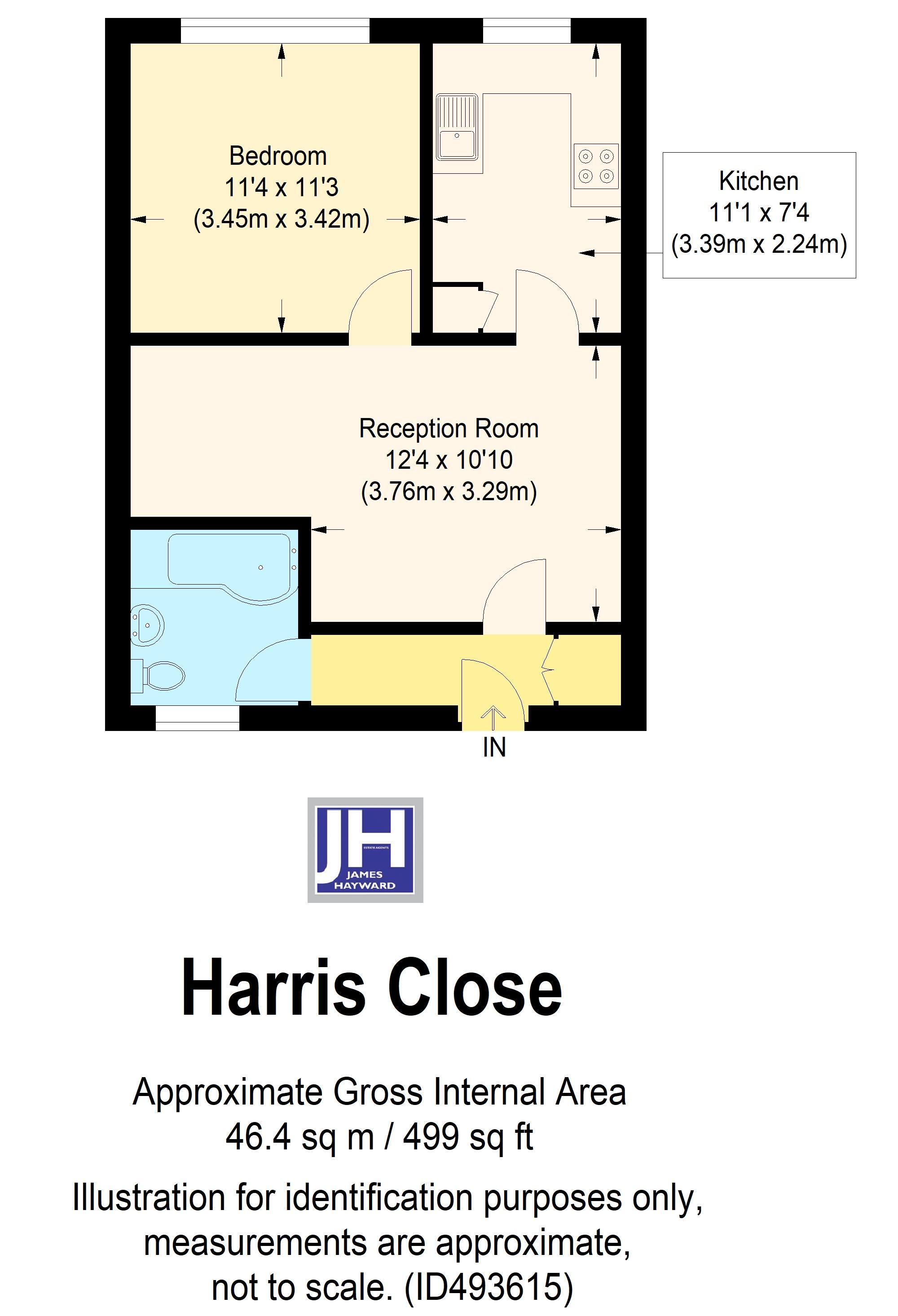 Harris Close