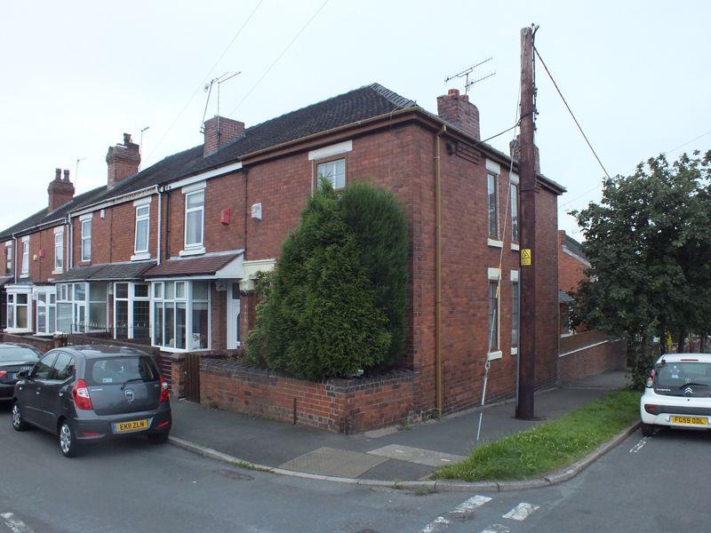 Sherratt Street Bradeley