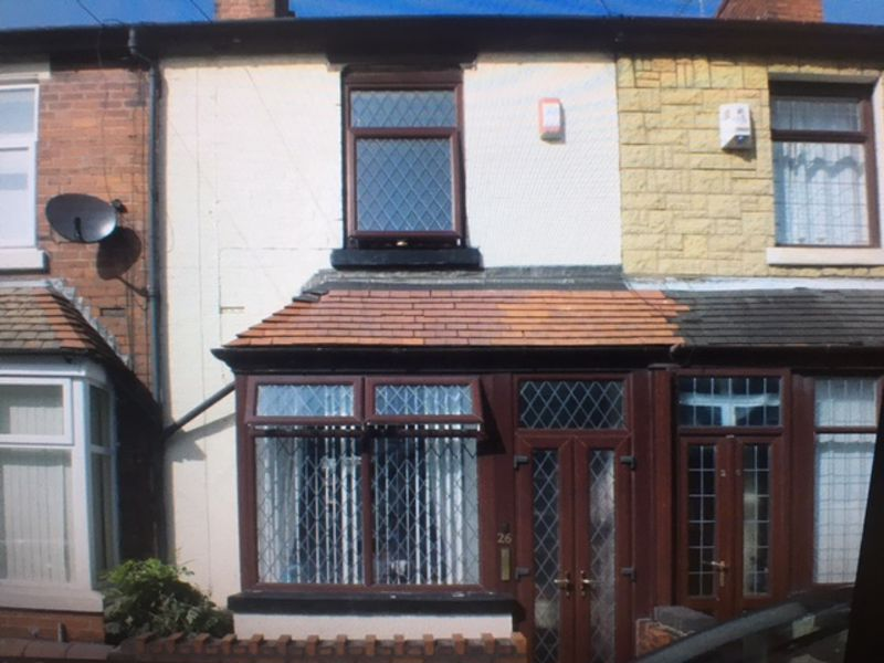 Buxton Street Sneyd Green