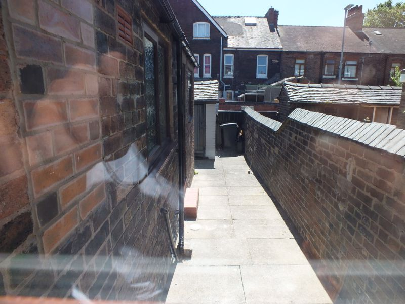 Salisbury Street Tunstall