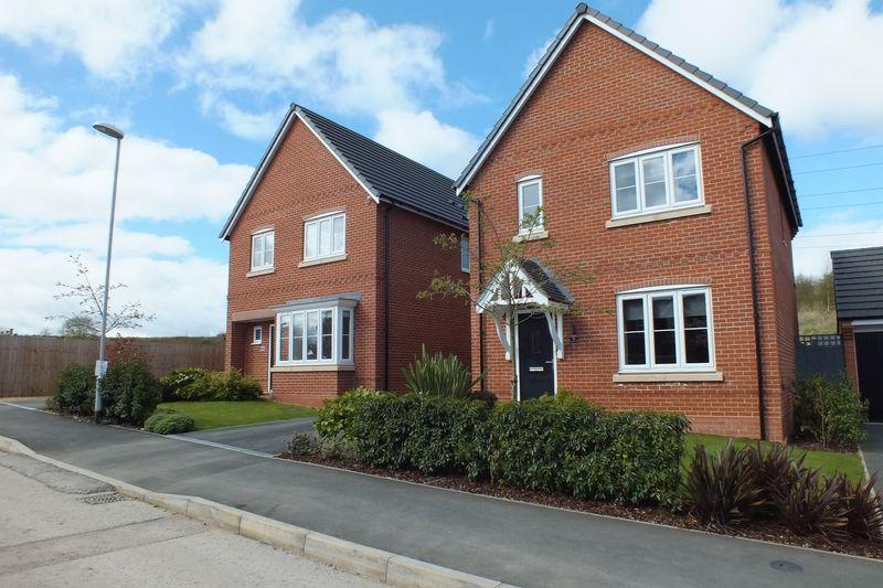 Carsington Drive Brindley Village