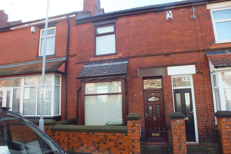 Tellwright Street Burslem